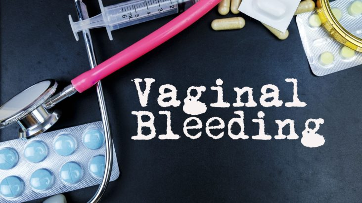 vaginal_bleeding between periods